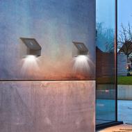 户外太阳能壁灯,防水、环保