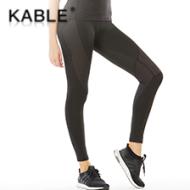 运动健身,网目拼接瑜伽裤