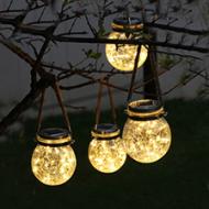 太阳能阳光罐灯