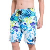 跨境男士3D印花沙滩裤