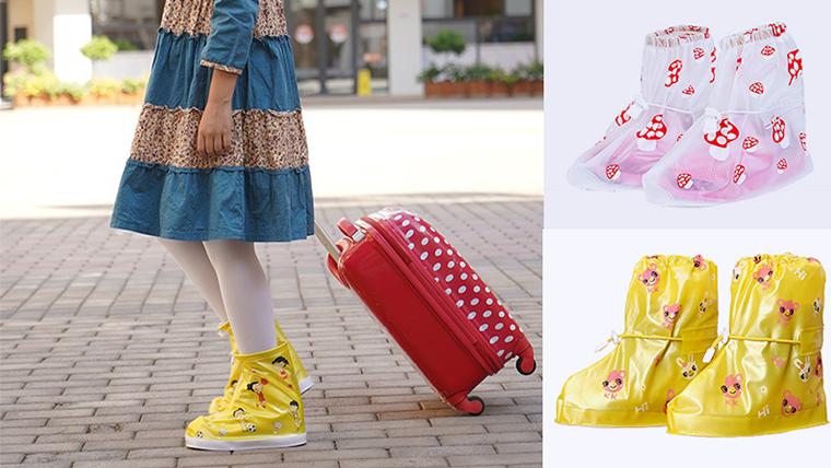 儿童雨鞋套