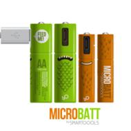 多次循环使用可充电电池
