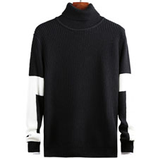 跨境新款男士毛衣针织衫